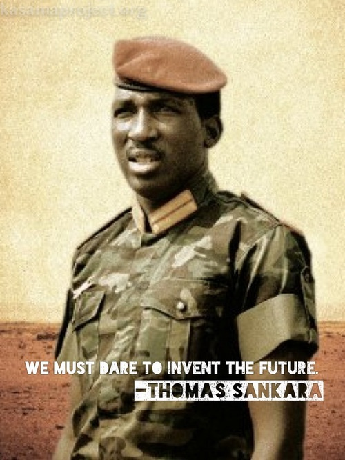 Picture of Thomas Sankara
